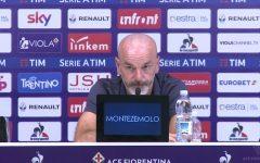 Pioli: «Rigore per l'Inter non c'era. E il Var doveva rivedere il fallo di Politano su Chiesa»
