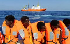 Vienna: nessuna rotazione dei porti d'approdo dei migranti. L'operazione Sophia resta immutata