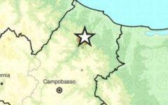 Terremoto: nuove scosse in Molise, oltre 200 dal 14 agosto