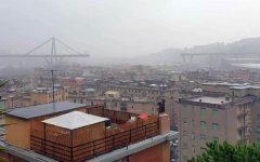 Genova: crolla ponte A10. Ci sarebbero decine di morti, a detta del 118. Sul posto i soccorsi (video)