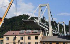 Genova: black out telecamere sul crollo non dovuto a manomissione. Giallo risolto