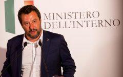 Migranti: Salvini. sbarchi quasi azzerati, espulsioni tre volte superiori agli arrivi, solo 90.000 irregolari, non 600.000