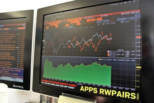 Effetto Huawei, affondano le Borse: spread a 296 punti