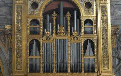 Firenze: per «FloReMus» nella Basilica della SS. Annunziata l'organo del 1521 accompagna il cornetto di Andrea Inghisciano