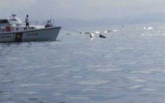 Piombino: affonda barca, due occupanti salvati dalla Polizia
