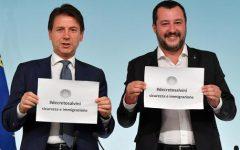 Governo: approvato il decreto sicurezza. Salvini: «Espulsione rapida di finti profughi». Daspo immediato per corruzione