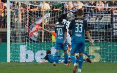 Empoli battuto dalla Lazio: 0-1. Decisivo Parolo. Pagelle