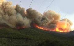 Pisa: incendi alimentati ancora dal vento, tornano in volo i Canadair