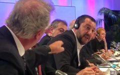 Migranti: continua la lite Asselbom - Salvini, il lussemburghese dà del fascista al ministro