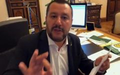 Salvini: nessun golpe giudiziario, attendo con serenità il giudizio dei magistrati