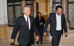 Migranti, Africa: Salvini incontra Blair che conferma, aiutiamoli a casa loro