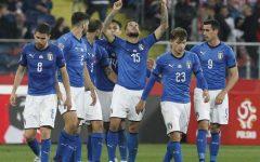 Italia: Biraghi segna al 93'. Polonia battuta (0-1). Gol dedicato ad Astori. Pagelle