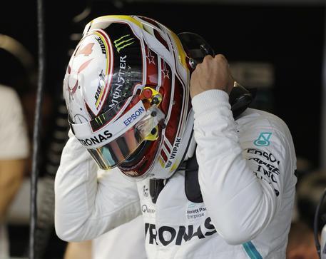 F1 Stati Uniti, Hamilton domina sotto il diluvio anche le Libere 2