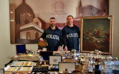 Firenze: commerciante 77enne agli arresti domiciliari con l'accusa di ricettazione