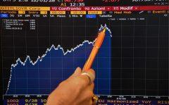 Milano: Borsa in aumento, spread in calo. Tria oggi all'Eurogruppo