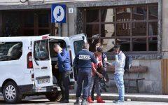 Claviere (TO): gendarmeria francese scarica migranti al confine italiano