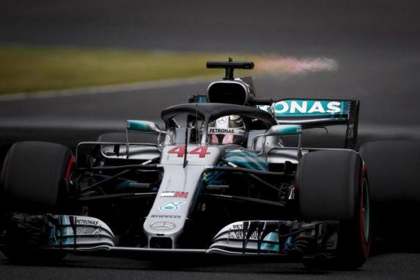 GP Giappone - Hamilton al settimo cielo:
