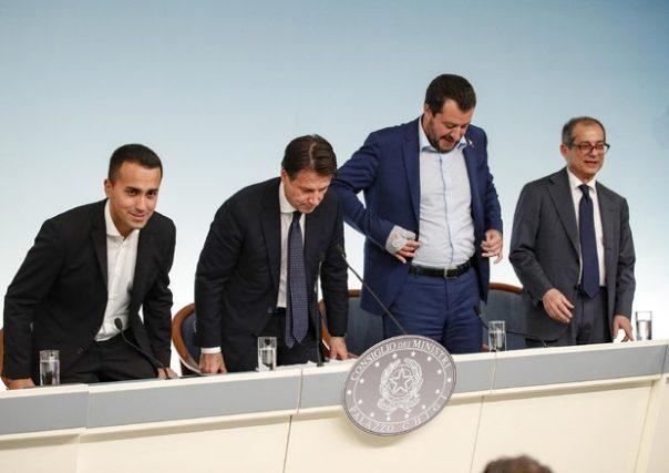 Manovra, accordo Lega e M5s sul decreto fiscale