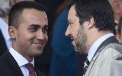 Governo: vertice Di Maio Salvini a palazzo Chigi, ma non si è parlato di Rai