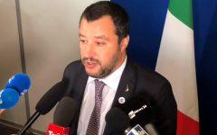 Ala (Tn) - Bomba contro la sede della Lega, dove era atteso Salvini. Sospetti sugli anarchici