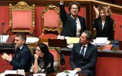 Decreto genova: Approvato anche dal Senato con 167 si. M5S spaccato: 10 senatori non hanno votato