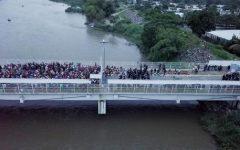 Trump: le donne cercano sicurezza, non vogliono i migranti della carovana in America
