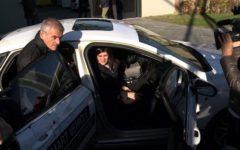 Torino: auto a guida autonoma viaggia in città, a bordo Appendino e Chiamparino