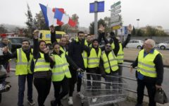 Parigi: timori disordini gilet gialli, rinviata la partita Paris S.G. - Montpellier