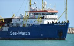 Tunisi: vietato attracco in porto a nave Ong Sea Watch