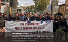Firenze: i cittadini area fiorentina contro il Pd e la manifestazione SiTav
