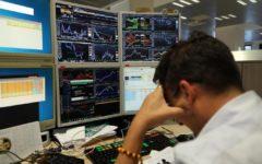 Borsa: Spread schizza a 263 punti da 244, per il crollo dell'industria manifatturiera