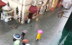 Maltempo in Toscana: allerta per pioggia, vento e mareggiate. Fino alle 20 del 9 dicembre