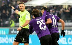 Fiorentina torna alla vittoria: 3-1 all'Empoli. Gol di Mirallas, Simeone, Dabo. Pagelle