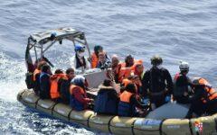 Spagna, migranti: oltre 124 persone salvate nello stretto di Gibilterra