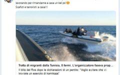 Terrorismo, migranti: Salvini, altro che andarli a prendere a casa con l'aereo, rimandiamoli al paese loro