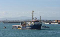 Navi Ong: iniziato interrogatorio armatore Nave Jonio. Comandante Sea Watch replica a Salvini
