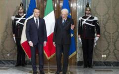 Tensione Italia-Francia: Quirinale preoccupato. Ristabilire fiducia reciproca. Ma Di Maio fa l'indispettito
