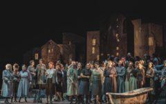 Firenze: al Teatro del Maggio debutta il dittico «Un mari à la porte»/«Cavalleria rusticana»