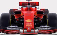Ferrari: presentata a Maranello la nuova monoposto SF90, omaggio ai 90 anni della Rossa