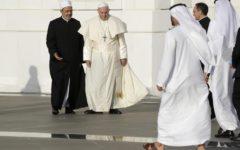Abu Dhabi: Papa Francesco e il Grande Imam, il terrore è distorsione della religione