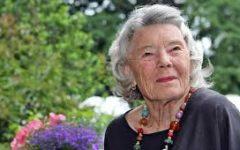 Libri: morta Rosamunde Pilcher, signora dei romanzi rosa
