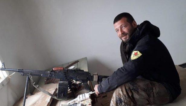 Il fiorentino Lorenzo Orsetti ucciso in siria dall'Isis. Combatteva a fianco delle milizie curde