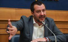 Immigrazione: Salvini, tenerla sotto controllo o sarà il caos, e cita Bergoglio