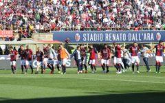 Bologna: Empoli battuto 3-1, rossoblu quasi salvi, azzurri con un piede in B