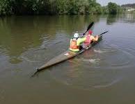 Navigarno: discesa dell'Arno in canoa da Firenze a Pisa. Quattro equipaggi della Canottieri