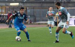 Impresa dell'Empoli: Napoli battuto al Castellani per 2-1