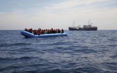 Libia: barcone di migranti si rovescia, in salvo 38 superstiti