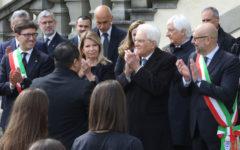 Mattarella: le decisioni dei magistrati rispondono solo alla legge. Il presidente a Castelpulci