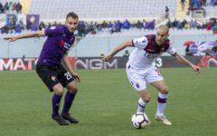 Fiorentina: Pezzella operato allo zigomo. Ripresa in 10 giorni