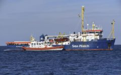Catania: nessun processo a Salvini, il blocco di Sea Watch non fu sequestro di persona,